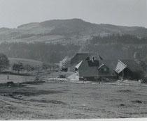 Rothengrat in den  40er Jahren