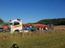 nouveau sponsor le transporteur HIAIRRASSARY et Fils à Brax (47), un grand merci à eux!!