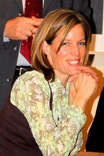 Andrea Summer-Bereuter freut sich auf ein tolles Chorjahr 2010