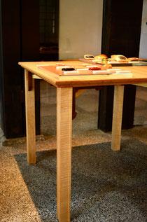 ダイニングテーブル<sazanami>