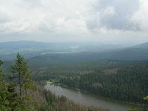 Plöckensteiner See und Moldautal
