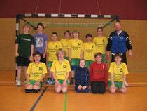 Die männliche D-Jugend 2010 / 2011