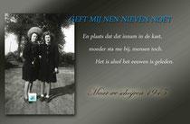 Margriet Beets en Gustha Reynders