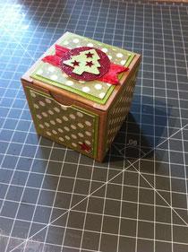 Schachtel Grün