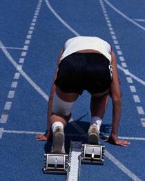 les douleurs du sportif sont traités par l'ostéopathe