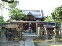 尼崎市天満神社