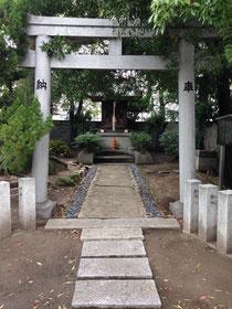 尼崎市 王子八幡神社