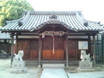 尼崎市長洲貴布祢神社