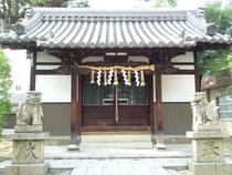 尼崎市高田素戔嗚神社