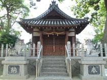 尼崎市西川八幡神社