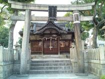 尼崎市吉備彦神社