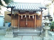 尼崎市大門厳島神社