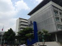 泰日工業大学の校舎