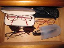 que faire de mes anciennes lunettes ?