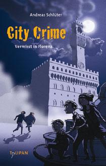 City Crime Buchcover