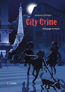 City Crime Buchcover