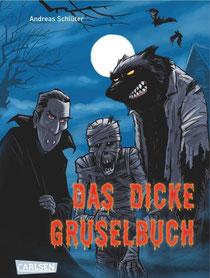 Der Werwolf und ich - Cover