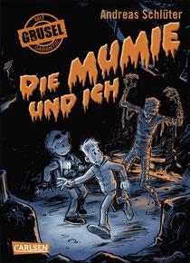 Die Mumie und ich -Buchcover
