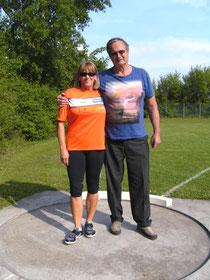 Sabine Plammer und Johann Pink