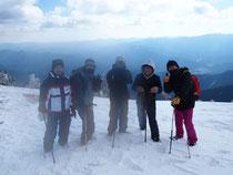 第15回活動「松阪市飯高地域 霧氷を探しに三峰山へ」