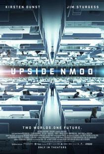 """Affiche américaine de """"Upside Down""""."""