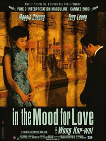 in the mood for love affiche