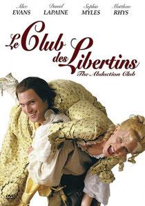 Le club des libertins affiche