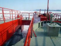 砕氷船 ガリンコ2世号