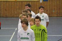 Endrunde Stadthallenmeisterschaft 2012