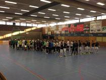 Endrunde Hallenstadtmeisterschaft