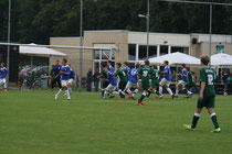 Kreispokal gegen SV Schelsen