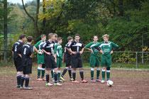 Freundschaftsspiel gegen SC Wegberg