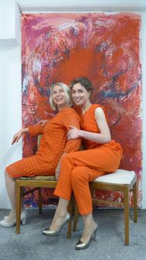 Mirjam und Maria Vogl