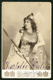 Charlotte Huhn als Brünnhilde (Royal Academy of Music, London)
