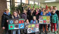 Der erste Preis ging an die Klasse 6 der Wilhelm-Wisser-Schule aus Eutin - Foto: Kreis Ostholstein