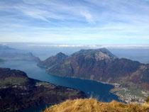 Alpenfahrt, Passfahrt, Städterundfahrt  mit Taxi Fritschi Rapperswil-Jona, Aussichtspunkt