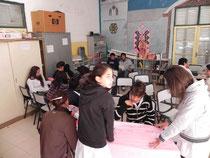 Alumnos trabajando en el marco de los PPA