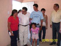Beneficiarios en Malanzán