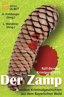 """""""Der Zamp"""": Anthologie zum Ralf-Bender-Preis"""