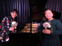 中村佳奈子さんとのduoは20周年