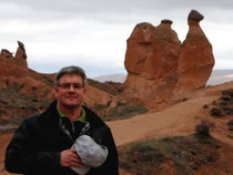 Im Tal des Kamels (hinten im Bild).