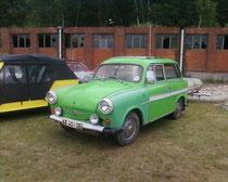 Trabant 600 Camping BJ 65