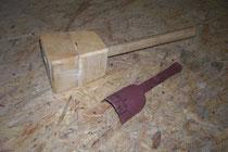 Werkzeug für Rundschindeln