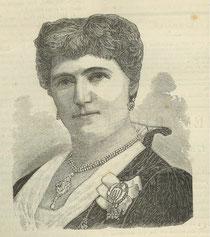 La cantatrice Christine Nilsson