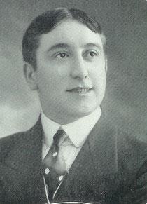 E. Tirmont à la remise des prix du concours du Conservatoire en 1910