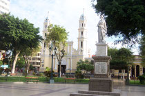 Plaza de Piura
