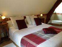 Séjour d'hiver en chambres d'hôtes du Domaine de Joreau à Saumur