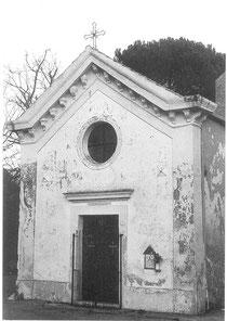 Chiesa S. Maria delle Grazie. Foto di Aniello Sacco.