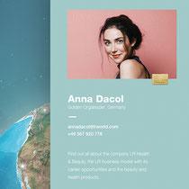 Votre page personnelle, un back office ou gestionnaire de commande / partenaire et votre e-shop GRATUIT ! Avec votre page partenaire personnalisée  AloeVeraSanté Beauté LR Health beauty