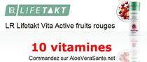 Vita aktiv aloe vera santé